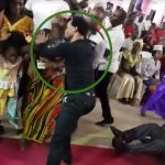 pastor slaps church members deliverance 2