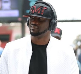 peter okoye nominated awards