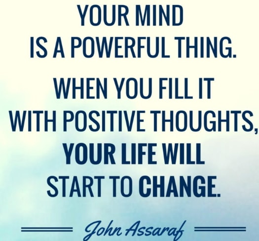 how to build positive thinking mindset