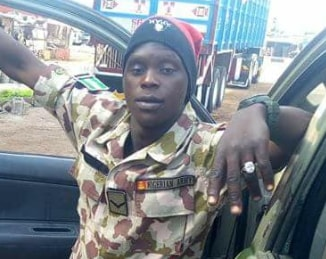 soldier killed boko haram yobe