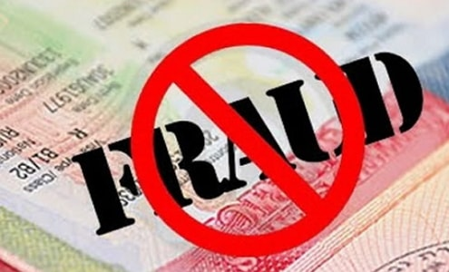 travel agent issues fake canada visa