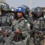 woman shot dead burial slain policeman kaduna
