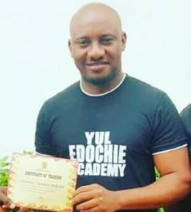 yul edochie auditions