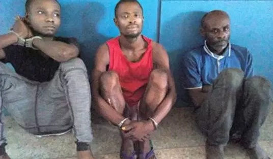 3 men killed girlfriends edo state