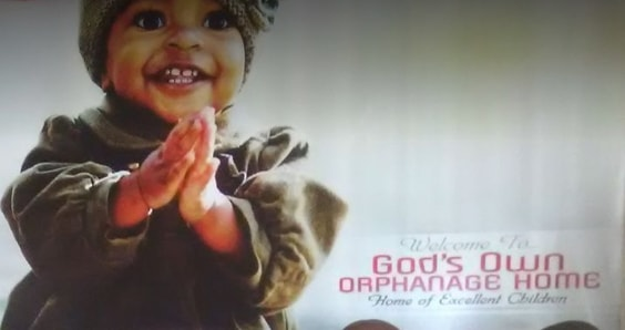 God's own orphanage home benin