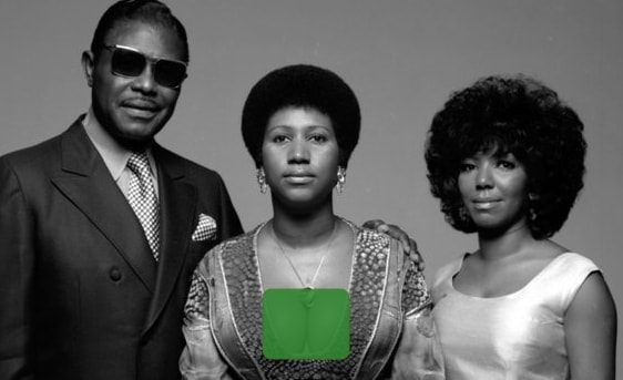 aretha franklin parents