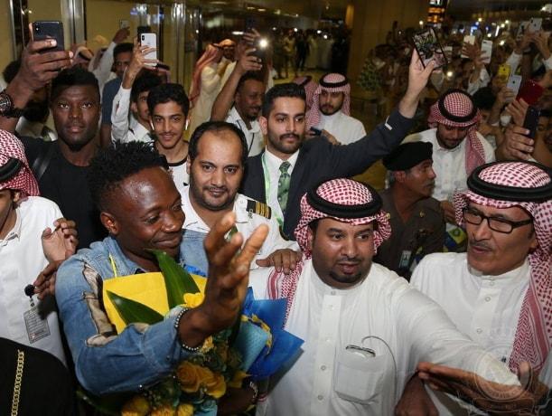 armed musa saudi arabia