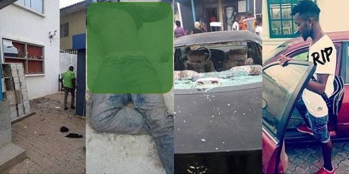 armed robbers attack igarra edo state