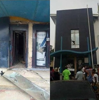 armed robbers attack police station igarra edo state