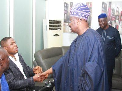 ayefele meets ajimobi