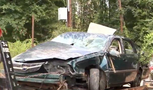 baby survives fatal car accident arkansas