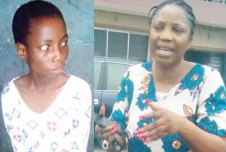barren woman torture maid lagos