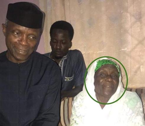 buhari elder sister photos