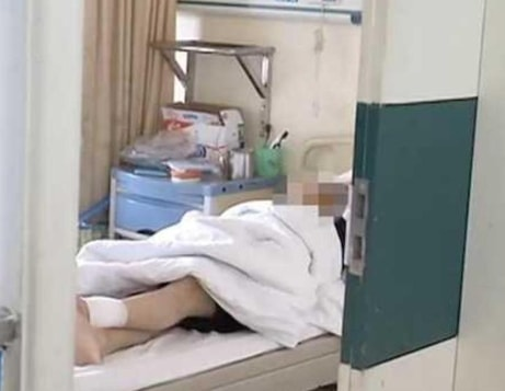 chinese wife cuts cheating husband penis