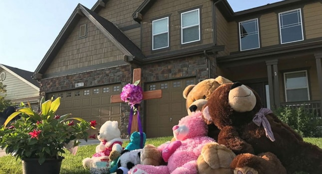 chris watts family house colorado