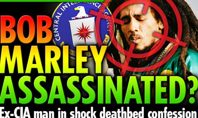 confession ex cia agent killed bob marley