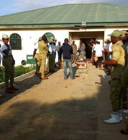 corpses 9 nysc members drowned taraba
