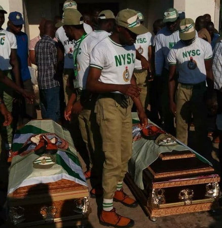 corpses nysc corpers drowned taraba state