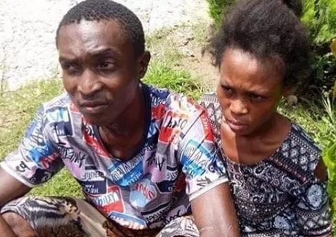 couple sell their baby abia state