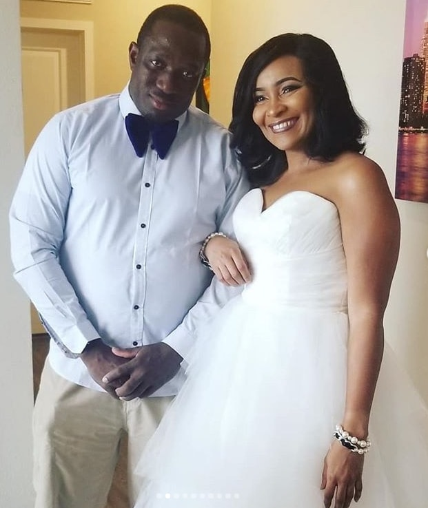 doris simeon new husband