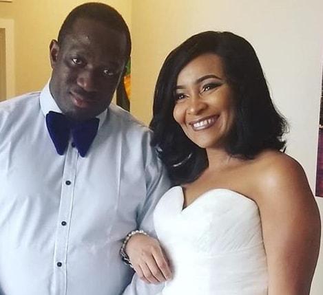 doris simeon wedding photos