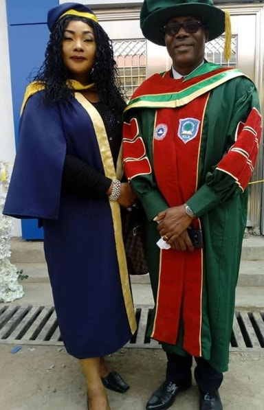 eucharia anunobi graduates rccg bible college photos