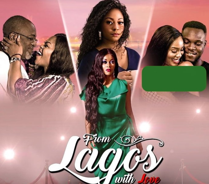 from lagos with love nollywood movie