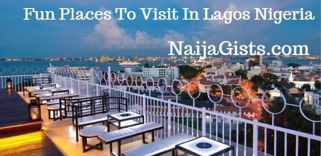 fun places visit victoria island lagos nigeria