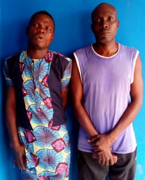 gay men arrested ogun state