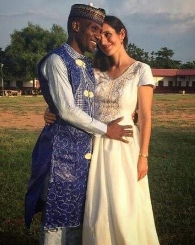 hausa man marries american woman