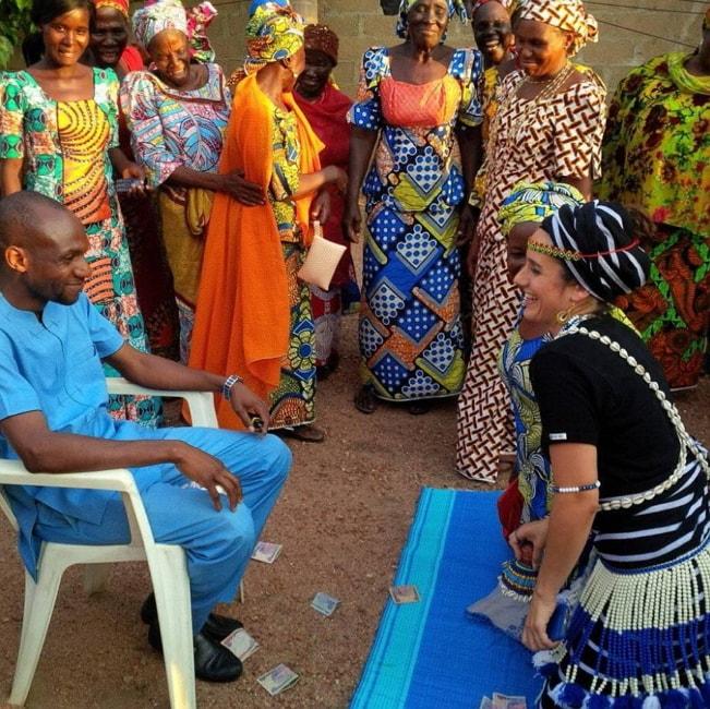 hausa marries american woman photos