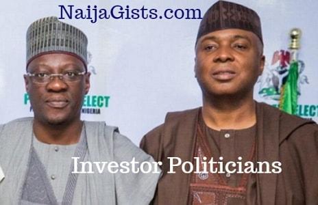 investor politicians nigeria