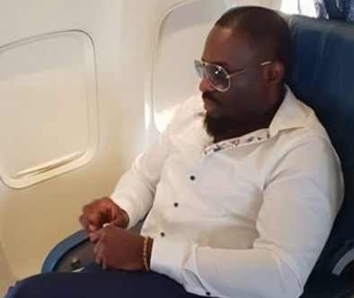 jim iyke dana airline staff bribe seat