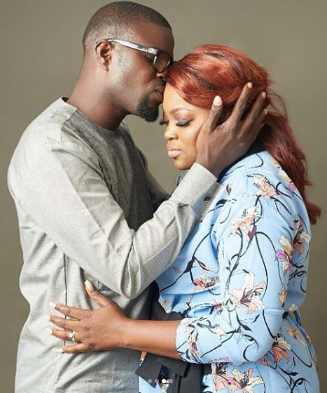 jjc skillz funke akindele wedding