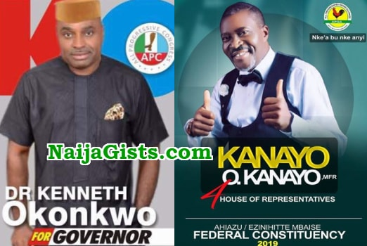 kenneth okonkwo disappointed the igbos