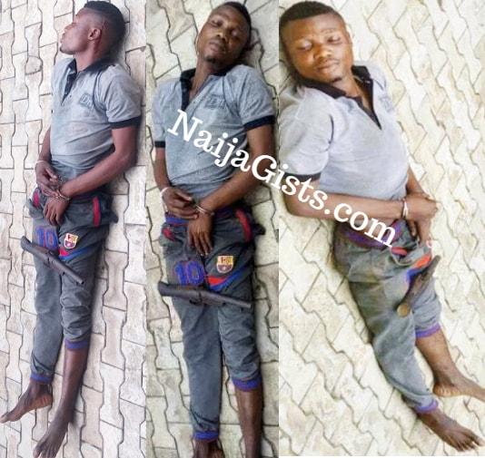 kidnapper sleeping 6 days arrest photos