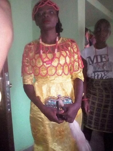 lady forced to marry grandfather anambra