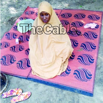 leah sharibu isis west africa
