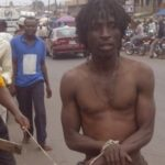 mad man kills herbalist