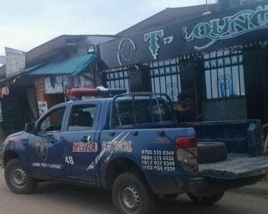 man kills rival peeping girlfriend vagina lagos hotel
