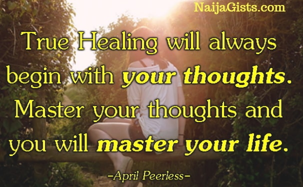 master your thoughts master your life quotes