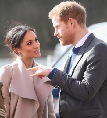prince harry meghan markle royal tours