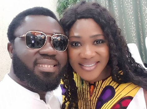 mercy johnson 7th wedding anniversary