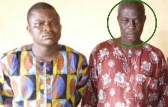 native doctor arrested ogun state