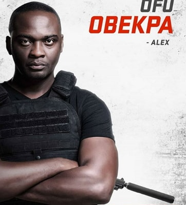 nigerian actor featured captain america