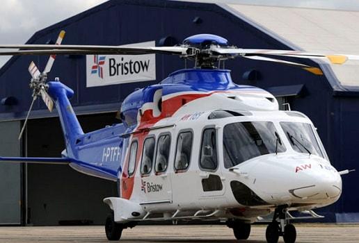 nigerian businessmen stole bristow helicopter spare parts