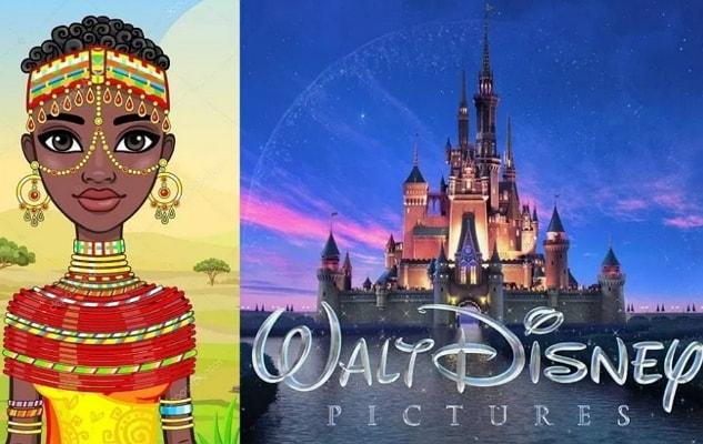 nigerian fairy tale princess sade photos