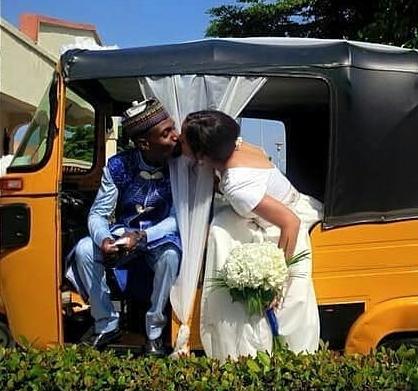 nigerian man marries american lover