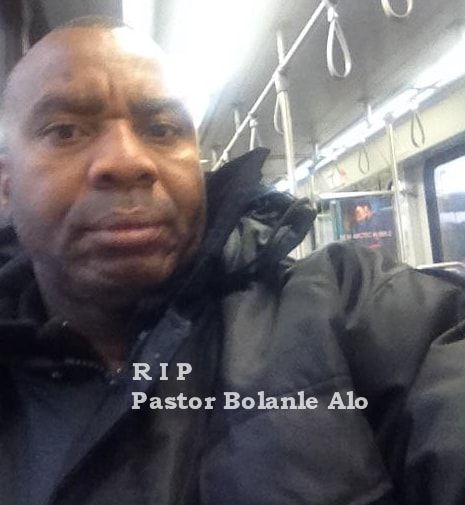 nigerian pastor dies resisting deportation from canada