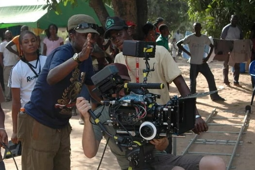 nollywood filmmakers mad person